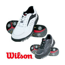 WILSON GOLF JAPAN MENS SHOES SPIKES  EEEE SYNTHETIC LEATHER WSH-6018  2014