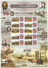 History of Britain Smiler Stamp Sheets (Set 31-60 )