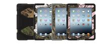 Survivor in Mossy Oak® Camo + Stand for iPad 2, 3, and 4th gen.