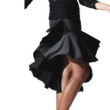 Latin salsa tango Ballroom Dance Dress #S8020 skirt
