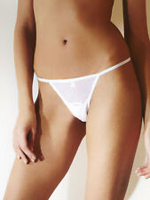 Ann Summers Womens Pure Lace G-String Sexy Underwear Thong Panties Lingerie New