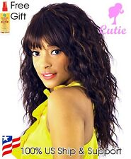 Cutie Collection Synthetic Wig CT12 + Free African Essence Wig and Braid Spray