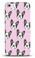 disguised™ French Bulldog Dog Pink Cover Case Retro Puppy Animal Cute All Phones