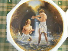 life of christ by andrzej malinowski collector plates