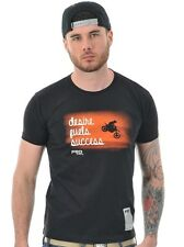 Fro Systems T-Shirt Sunset Schwarz