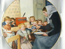 albert anker's heritage collection of collector plates