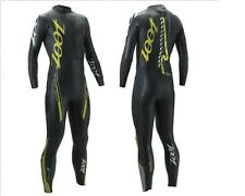 NEW 2015 Men's Zoot Z Force 5.0 Wetzoot Fullsleeve Triathlon Swimming Wetsuit