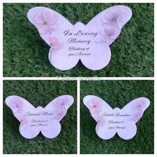 Funeral Graveside Grave Memorial Butterfly VARIETY