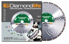 DiamondLife HMP Stihl Saw Husqvarna Saw Angle Grinder Masonry Saw Diamond Blade