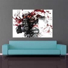 KILLZONE GAME POSTER XBOX PC PS3 A0/A1/A2 UNOFFICIAL WALL ART PRINTED GI_906