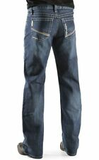 CINCH Men's REED Slim Hip/Thigh Relaxed Waist Jeans Boot Cut MB984340001-IND NWT