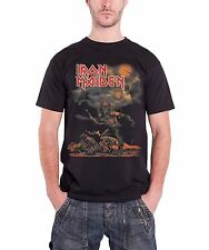 Iron Maiden Sanctuary Killers Official Mens New Black T Shirt All Sizes