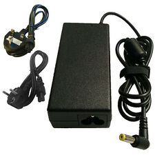 For Packard bell Easynote TK85 Laptop Charger AC Adapter 19V + CABLE UK EU