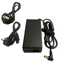FOR TOSHIBA PA3468E-1AC3 SATELITE PRO L40 L25 CHARGER + CABLE UK EU