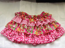 THE CHILDREN'S PLACE GIRLS  FLORAL SKIRT SIZES 5/6 S, 7/8 M, 10/12 L, 14 XL