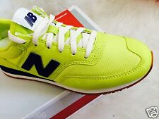 New Balance For J. Crew 620 Sneakers, New In Box Women's Sizes: 7.5 Neon Citrus