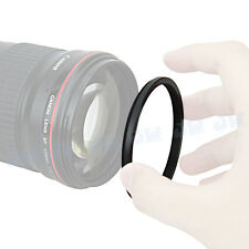 Step-down Rings UV Filter Adapter 82-77-72-67-62-58-55-52-49-46-43-40.5-37 mm