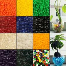 MAGIC GEL CRYSTAL SOIL PEARL JELLY MUD BALL WATER BEAD FOR WEDDING DECORATION