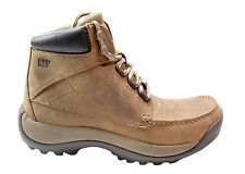CATERPILLAR BRANDED CASUAL LEATHER BOOTS CAMEL COLOUR ANKLE LEATHER DURABLE BOOT