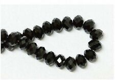 new Faceted Rondelle Loose Wholesale Crystal Beads Spacer Glass Clolorful