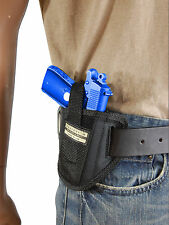 New Barsony 6 Position Ambi Pancake Holster Kimber Ruger Small 380 UltraComp 9mm