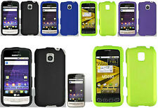 Any Solid Cover Hard Case+Free SP For LG Optimus M/C MS690/LW690 Phone