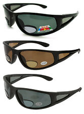 POLARIZED BIFOCAL READING SUN GLASSES -BF01 -1.25,1.50,2.00,2.50, 2.75, 3.00