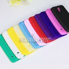Gel Tire Pattern Silicone Cover Case for Samsung Galaxy S5 SV, G900,GT- i9600