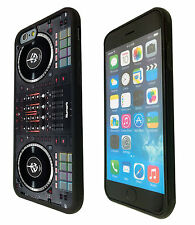 Funky Dj Mixer Music Cool iphone 6 / iphone 6 plus 4 5 5S Gel Rubber Case Cover