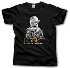 HOBBIT EVIL IS COMING  SHIRT S - XXXL TOLKIEN MOVIE FILM