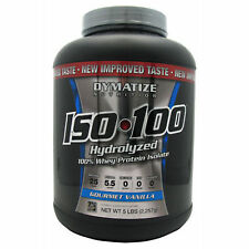 Dymatize ISO-100 Pick Flavor+Size - Hydrolyzed Whey Isolate Unisex -Free Samples