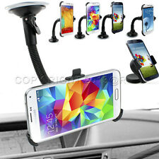 360 Rotating Car Windshield Holder Stand Mount For Samsung Galaxy S5 Note3 S4 S3