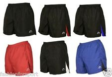"More Mile Baggy 5"" Mens Running Sports Shorts - Gym Fitness Exercise XS-XXL"