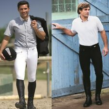 Mens Boys Horse Riding Cotton Yard Competition Show Jumping Breeches Sizes 26-36