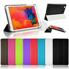 New PU Leather Ultra Slim Case Cover For Samsung GALAXY Tab Pro T320 8.4""