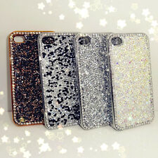 NEW LUXURY SPARKLE CRYSTAL DIAMOND BLING CASE COVER APPLE PHONE IPHONE 4 4S 5 5S