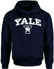 Yale Shirt Sweatshirt Hoodie T-Shirt University Golf Ring Pin Vintage Apparel