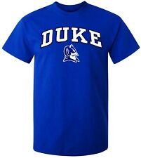 Duke Blue Devils Shirt T-Shirt Basketball Jersey Flag Decal University Apparel