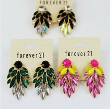 Lot 2014 New Fashion Colorful casual earrings for women,Hot Sales Jewelry