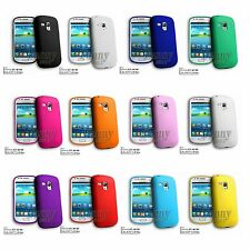 For Samsung Galaxy S3 Mini,i8190 /G730A/G730W8 Gel soft Silicone Case Skin Cover