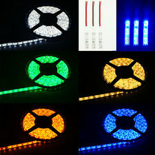 5M/5cm 3528 SMD IP65/20 300Led/3led Flexible Led Strip Light (Non)Waterproof 12V