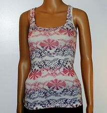 New Route 66 Women's Ribbed Multi Color Tank Top Choose Size