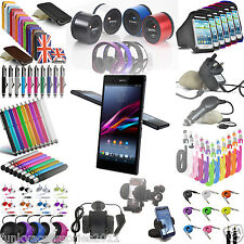 Funky Accessories Cases & Gadgets for Sony Xperia Z (C6602, C6603)
