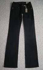 NWT AMERICAN EAGLE KICK BOOT STRETCH BLACK WASH 0 16 18 LONG BOOTCUT JEANS