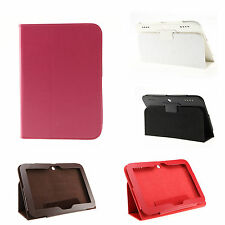 """PU Faux Leather Flip Stand Case Cover For Lenovo Ideatab 9"""" A2109 Tablet"""