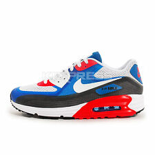 Nike Air Max Lunar90 C3.0 [631744-004] NSW Running Grey/White-Blue-Red