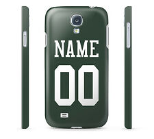 NFL New York Jets - Personalized Hard Cover Case for iPhone, 65+ others