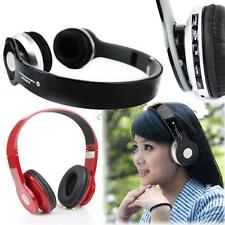 New Wireless Foldable Bluetooth Stereo MP3 Headset Handfree Headphone Earphone