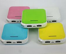 6600mah LCD USB External Power Bank Battery Charger for iPhone 5 5S ipad2 3 4