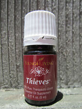 ***Young Living - Thieves - 1, 2 or 5 ml (Save $$ w/ $2.00 Combined Shipping)***